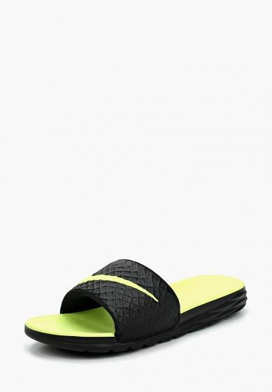 Купить Сланцы Nike - цвет: черный, Вьетнам, NI464AMAAOG8