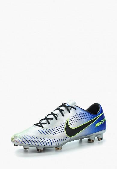 Купить Бутсы Nike - цвет: серебряный, Китай, NI464AMAAOW0