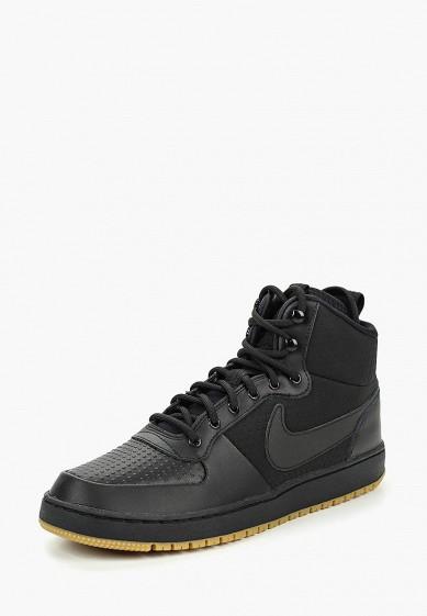 Купить Кеды Nike - цвет: черный, Индия, NI464AMCMIA9