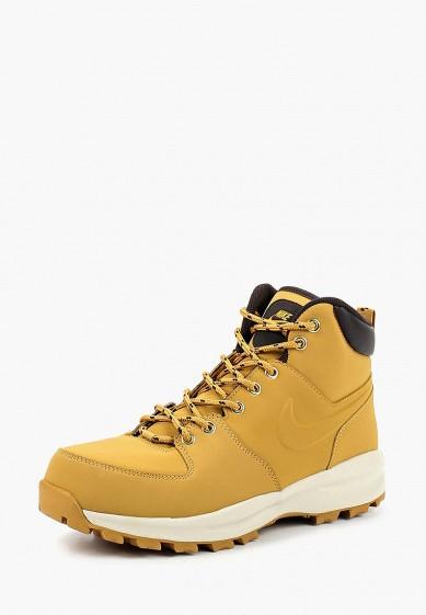 Купить Ботинки трекинговые Nike - цвет: желтый, Вьетнам, NI464AMIJ149