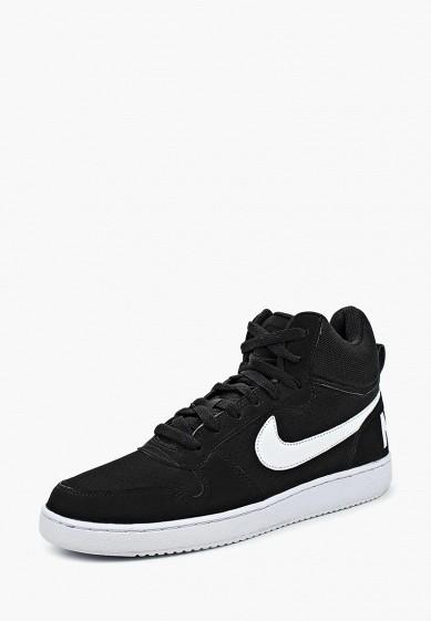 Купить Кеды Nike - цвет: черный, Индия, NI464AMJFC81