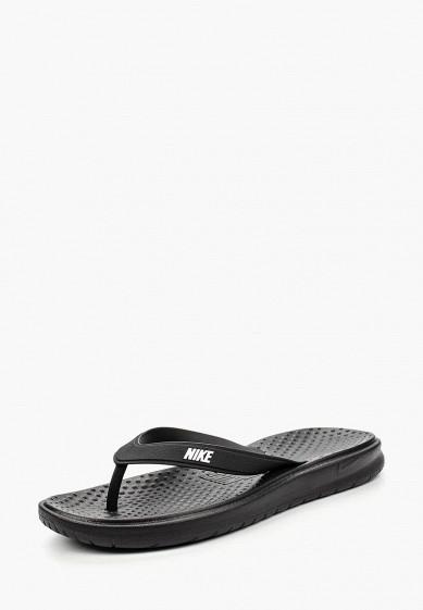 Купить Сланцы Nike - цвет: черный, Вьетнам, NI464AMPKG06