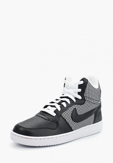 Купить Кеды Nike - цвет: черный, Индия, NI464AWUGB88
