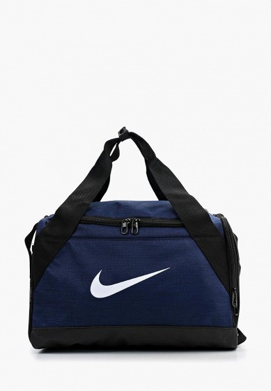 Купить Сумка спортивная Nike - цвет: синий, Индонезия, NI464BUUFA37