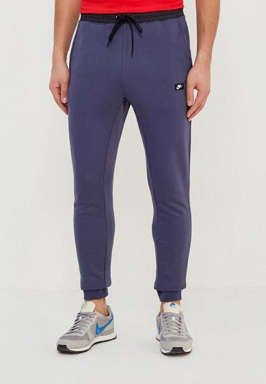 Купить Брюки спортивные Nike - цвет: синий, Вьетнам, NI464EMAABO1