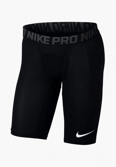 Купить Шорты спортивные Nike - цвет: черный, Вьетнам, NI464EMAABS2