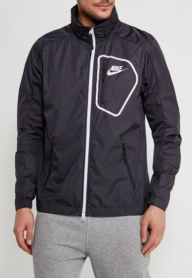 Купить Ветровка Nike - цвет: черный, Вьетнам, NI464EMAABY4