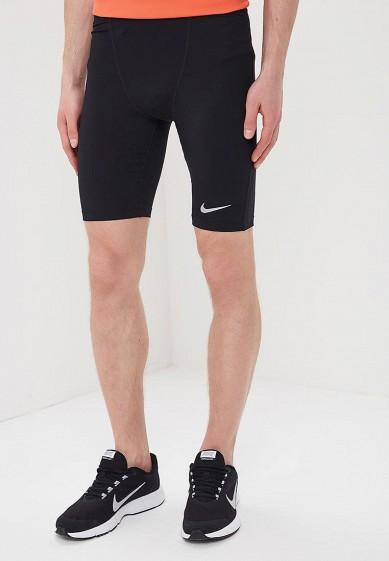 Купить Шорты спортивные Nike - цвет: черный, Вьетнам, NI464EMBBJJ1