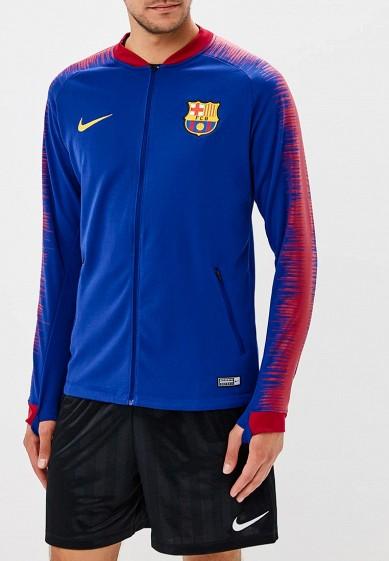 Олимпийка Nike - цвет: синий, Индонезия, NI464EMBBJM5  - купить со скидкой