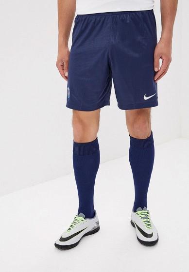 Купить Шорты спортивные Nike - цвет: синий, Таиланд, NI464EMBBJM8
