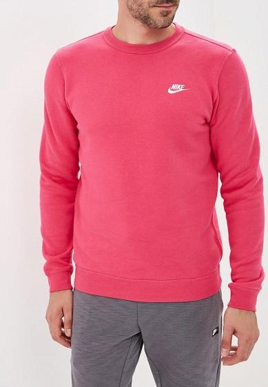 Купить Свитшот Nike - цвет: розовый, Пакистан, NI464EMBWDI6