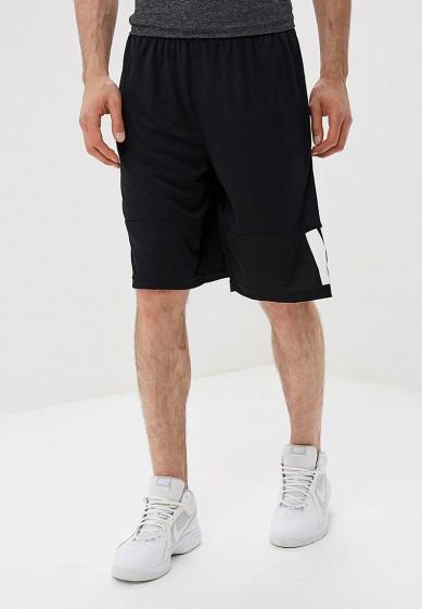 Купить Шорты спортивные Nike - цвет: черный, Таиланд, NI464EMBWHC4