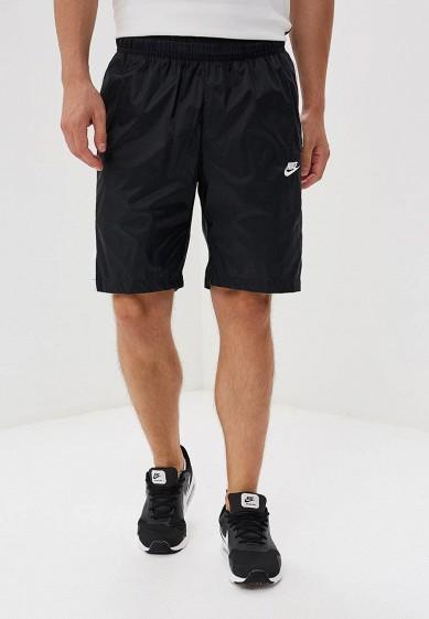 Купить Шорты спортивные Nike - цвет: черный, Вьетнам, NI464EMBWHR5