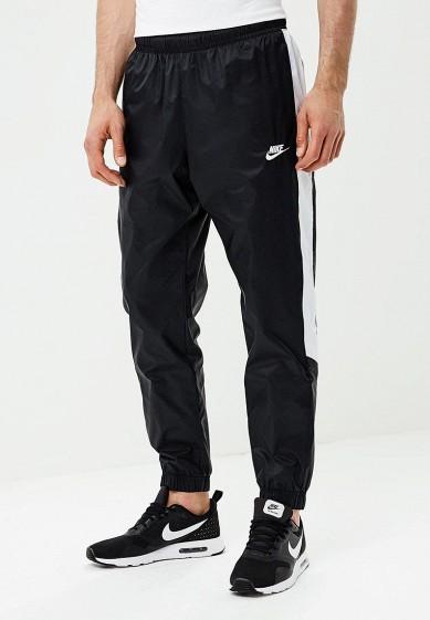 Купить Брюки спортивные Nike - цвет: черный, Вьетнам, NI464EMBWHR9