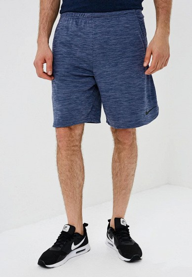 Купить Шорты спортивные Nike - цвет: синий, Вьетнам, NI464EMBWIJ4