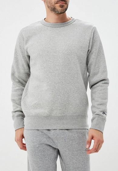 Купить Свитшот Nike - цвет: серый, Камбоджа, NI464EMBWIP1