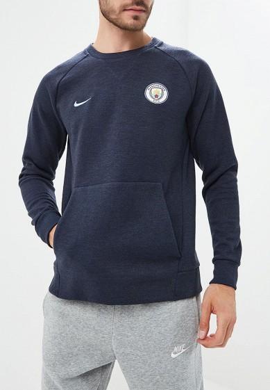Купить Свитшот Nike - цвет: синий, Камбоджа, NI464EMCMJD2
