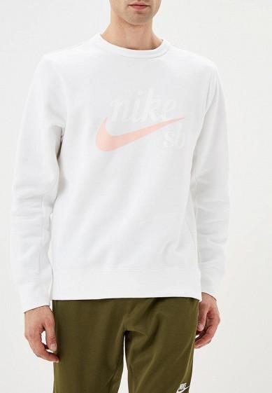 Купить Свитшот Nike - цвет: белый, Китай, NI464EMCMJO1