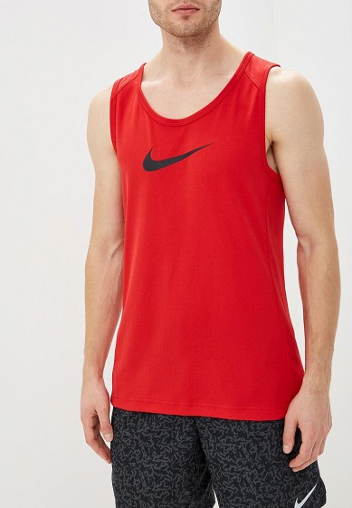 Купить Майка спортивная Nike - цвет: красный, Таиланд, NI464EMCMJT0