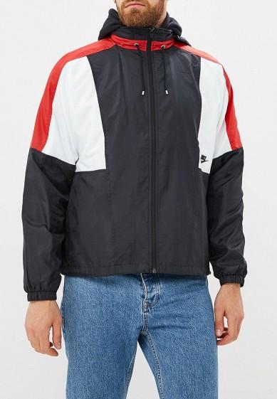 Купить Ветровка Nike - цвет: черный, Вьетнам, NI464EMCTAH0