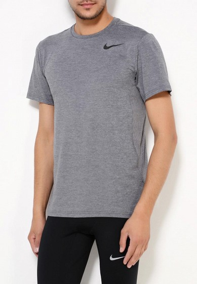 Футболка спортивная Nike M NK DRY TOP SS TOUCH PLUS