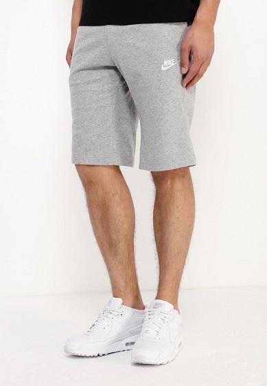 Купить Шорты Nike - цвет: серый, Китай, NI464EMJFP44