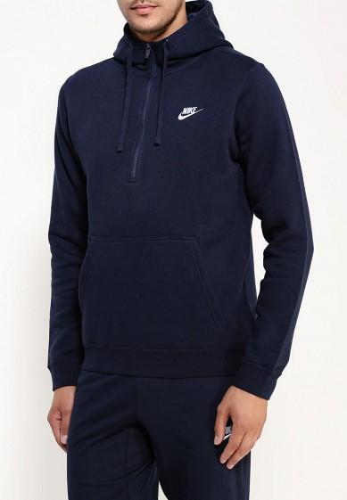 Купить Худи Nike - цвет: синий, Пакистан, NI464EMJFU17
