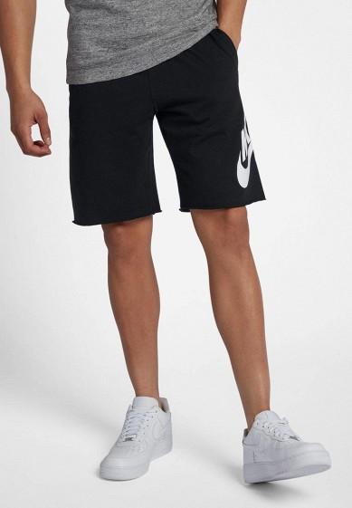 Купить Шорты спортивные Nike - цвет: черный, Камбоджа, NI464EMJFV53
