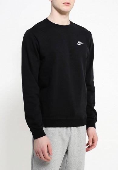 Купить Свитшот Nike - цвет: черный, Китай, NI464EMPKO34