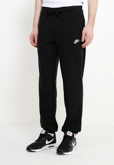 Купить Брюки спортивные Nike - цвет: черный, Китай, NI464EMPKO63