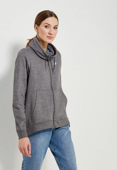 Купить Олимпийка Nike - цвет: серый, Пакистан, NI464EWAAFC7