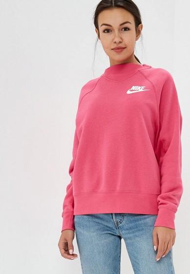 Купить Свитшот Nike - цвет: розовый, Камбоджа, NI464EWBWJQ0