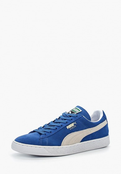 Купить Кеды PUMA - цвет: синий, Индонезия, PU053AMHMG85