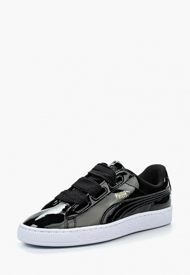 Кеды PUMA Basket Heart Patent Wn s