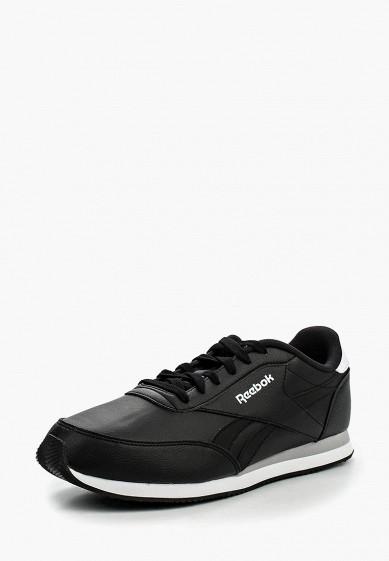 Купить Кроссовки Reebok Classics - цвет: черный, Вьетнам, RE005AMLWX95