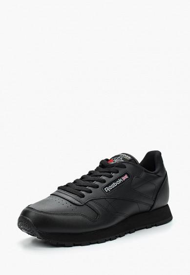 Купить Кроссовки Reebok Classics - цвет: черный, Вьетнам, RE005AMUOZ32