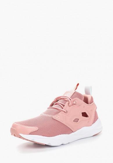 Кроссовки Reebok Classics - цвет: розовый, Китай, RE005AWALJF7  - купить со скидкой