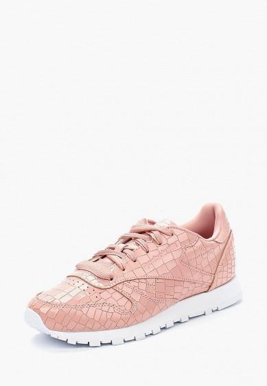 Купить Кроссовки Reebok Classics - цвет: розовый, Вьетнам, RE005AWALJG5