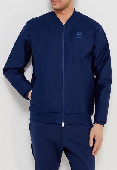 Купить Куртка Reebok Classics - цвет: синий, Камбоджа, RE005EMALIR3