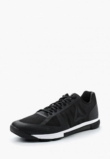 Купить Кроссовки Reebok - цвет: черный, Вьетнам, RE160AMUPP10
