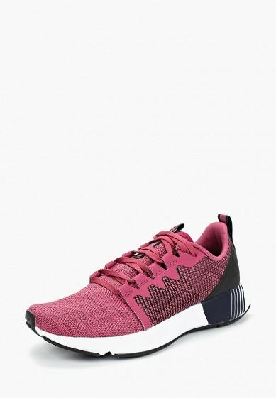 Кроссовки Reebok - цвет: бордовый, Китай, RE160AWCDLT0  - купить со скидкой
