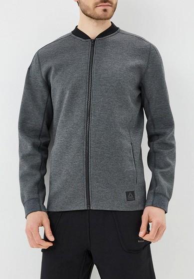 Купить Олимпийка Reebok - цвет: серый, Китай, RE160EMALMI9