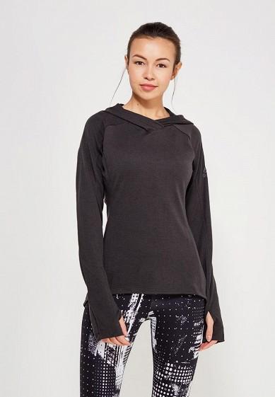 Худи Reebok - цвет: черный, Вьетнам, RE160EWALMS3  - купить со скидкой