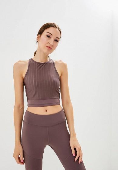 Купить Майка спортивная Reebok - цвет: фиолетовый, Таиланд, RE160EWCDNT1
