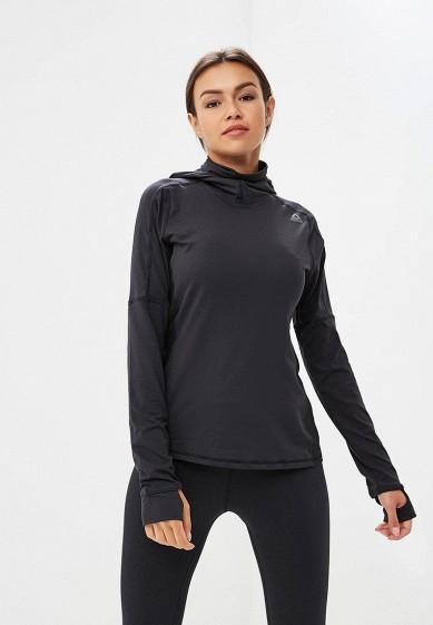 Купить Худи Reebok - цвет: черный, Камбоджа, RE160EWCDOD3