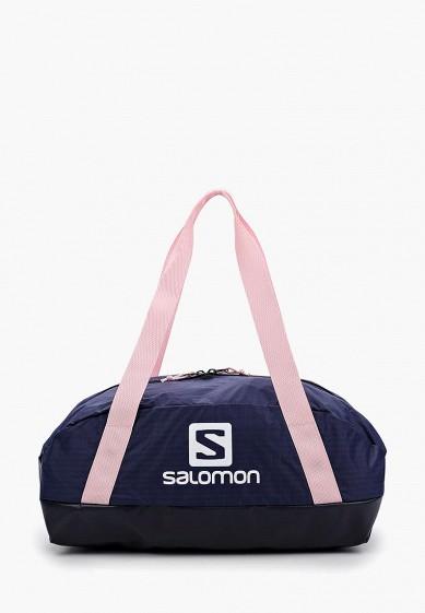 Купить Сумка спортивная Salomon - цвет: синий, Вьетнам, SA007BUBOIG6