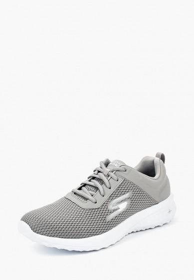 Купить Кроссовки Skechers - цвет: серый, Вьетнам, SK261AMAUEM4