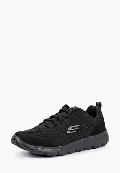 Купить Кроссовки Skechers - цвет: черный, Вьетнам, SK261AMBTSW4