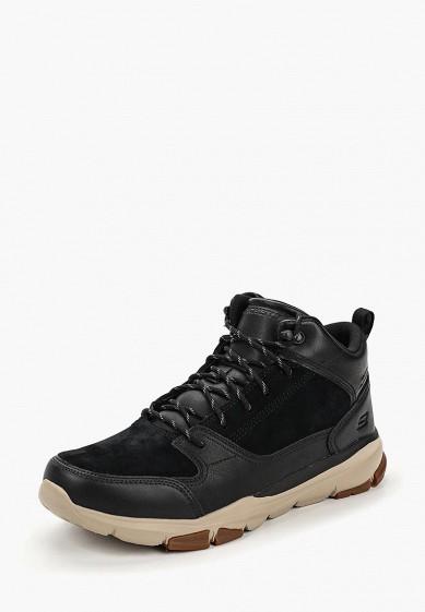 Кроссовки Skechers - цвет: черный, Китай, SK261AMCPTP4  - купить со скидкой