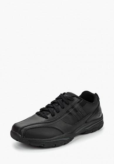 Кроссовки Skechers - цвет: черный, Вьетнам, SK261AMCPUB0  - купить со скидкой